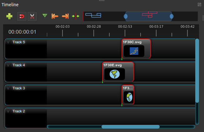New Zoom Slider Widget